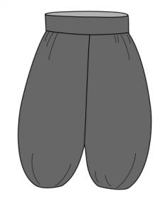Petite histoire du pantalon