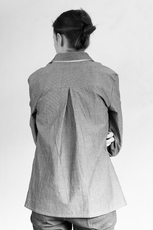 La chemise Les Basiques d'Emilie