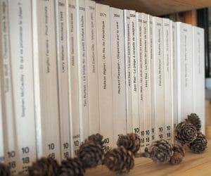 Détours : les livres